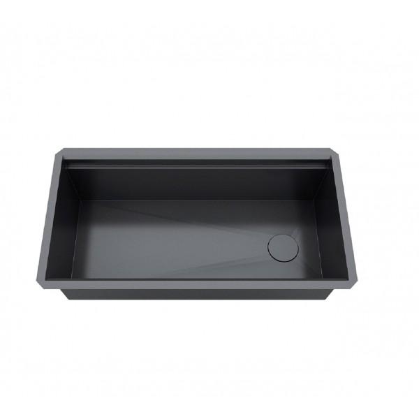 All In One Workstation 36 In 16 Gauge Undermount Single Bowl Stainless Steel Kitchen Sink W