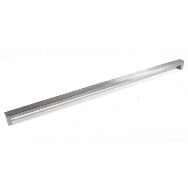 Kingsman Bold Series 16-3/8 in. Center-to-Center (416mm) Stainless Steel Drawer Pull