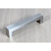 Stainless Steel 8-Inch Square Bold Style Cabinet Pull Handle