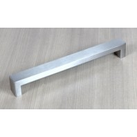 Stainless Steel 12-Inch Square Bold Style Cabinet Pull Handle