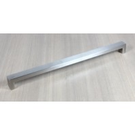 Stainless Steel 20-Inch Square Bold Style Cabinet Pull Handle