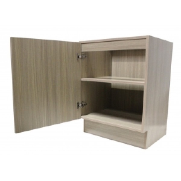 24 Inch European Style Birch Wood Pattern Bathroom Vanity