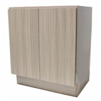 27 Inch European Style Birch Wood Pattern Bathroom Vanity