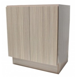 27 Inch European Style Birch Wood Pattern Bathroom Vanity