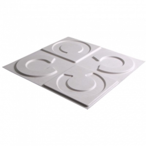 Horseshoe Design 3D Glue on Wall panel