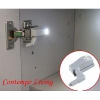Universal LED Lighting System for European Hinge
