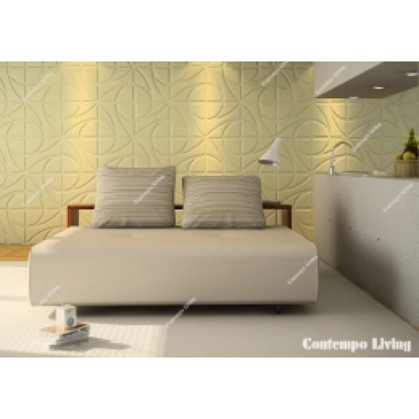 Root Design 3D Glue on Wall Panel