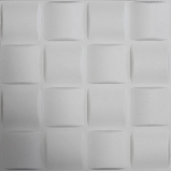 Woven Design 3D Glue on Wall Panel